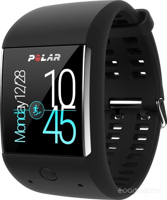 Умные часы Polar M600 (Black)