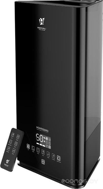 Увлажнитель воздуха Royal Clima Montesoro RUH-MS360/4.5E (Black)