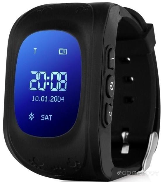 Умные часы Smart Baby Watch Q50 (Black)