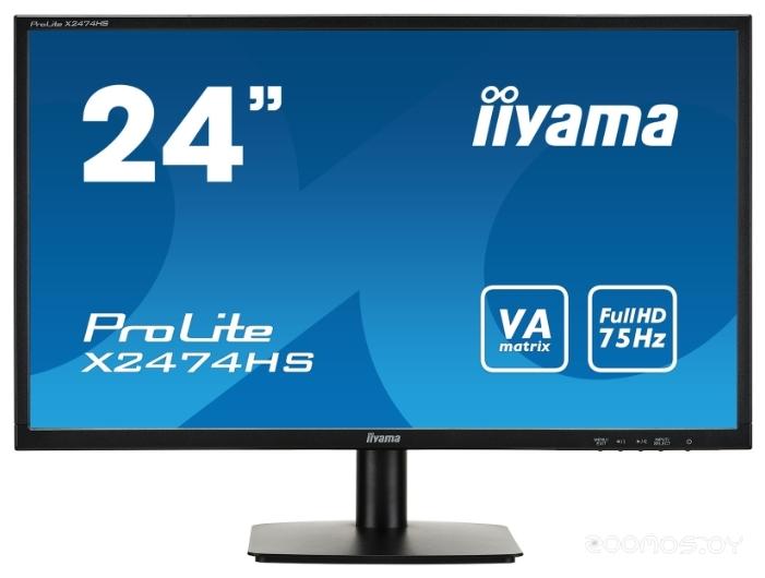 Монитор IIYAMA ProLite X2474HS-1