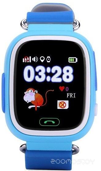 Умные часы Wonlex Q80 (Blue)