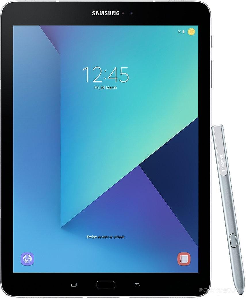 Планшет Samsung Galaxy Tab S3 9.7 SM-T820 Wi-Fi 32Gb (Silver) (SM-T820NZSAXEO)