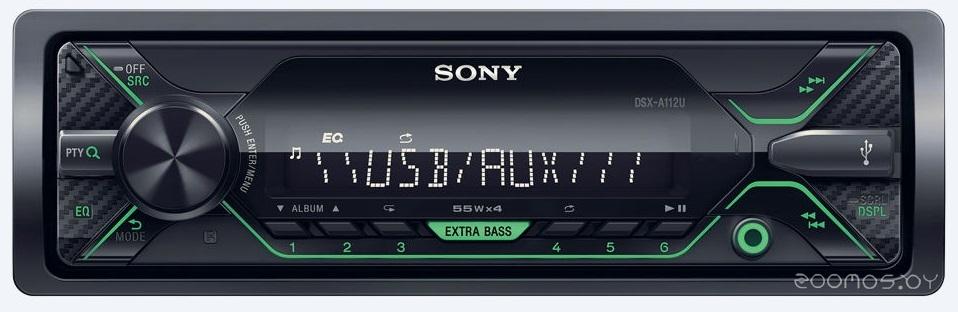 AV-ресивер Sony DSX-A112U