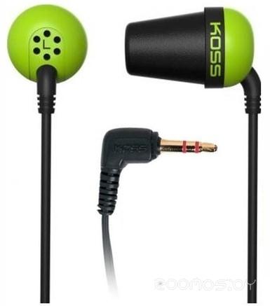 Наушники KOSS The Plug (Green)