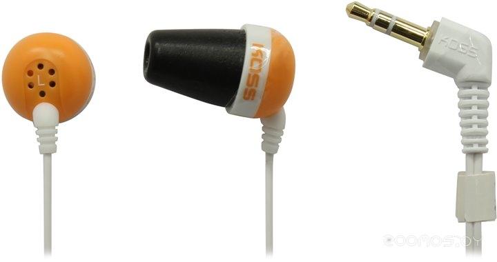 Наушники KOSS The Plug (Orange)
