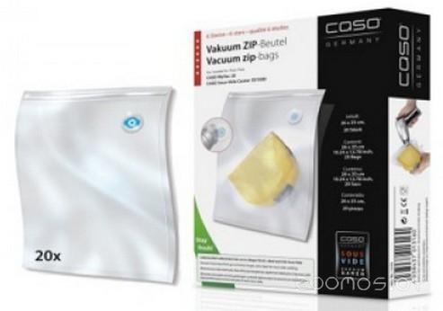Пакеты для вакуумного упаковщика Caso ЗИП VK 26*23