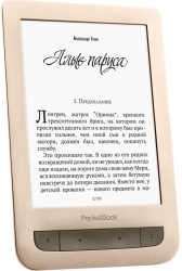 PocketBook 626 Plus Touch Lux 3 (Gold)