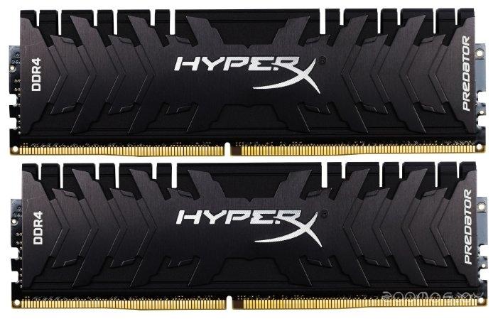 Модуль памяти Kingston HX433C16PB3K2/16