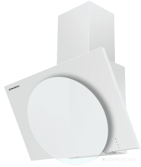 Вытяжка Maunfeld TOWER L (TOUCH) 60 белый