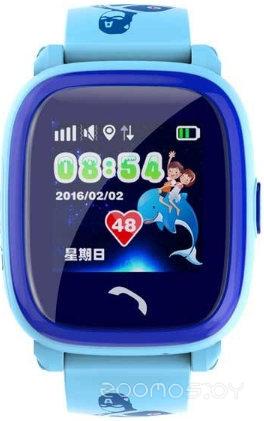 Умные часы Wonlex GW400S (Light Blue)