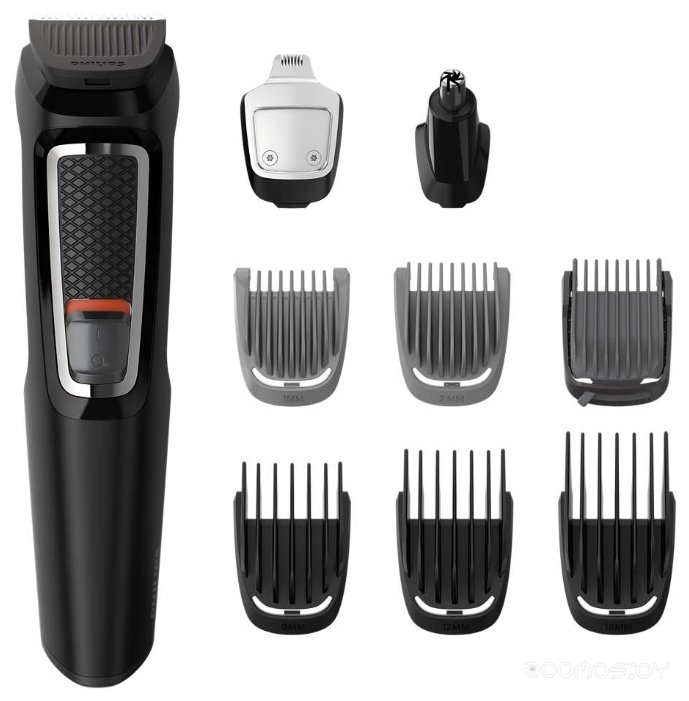 Машинка для стрижки волос Philips Multigroom MG3740