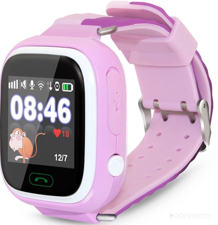 Умные часы Ginzzu GZ-505 (Pink)