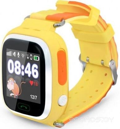 Умные часы Ginzzu GZ-505 (Yellow)