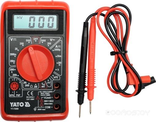 Мультиметр Yato YT-73080