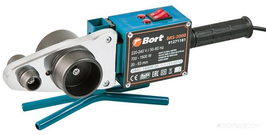 Сварочный аппарат BORT BRS-2000