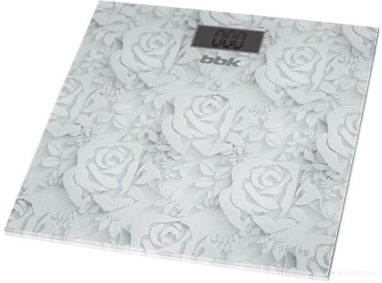 Напольные весы BBK BCS3000G (White)