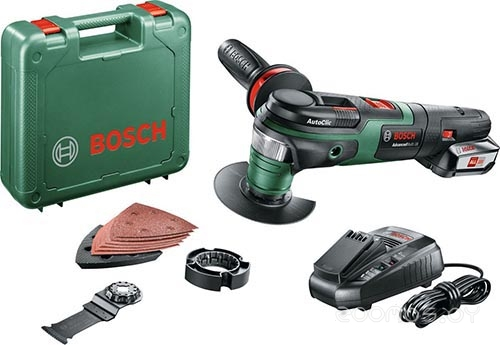 Угловая шлифмашина Bosch AdvancedMulti 18