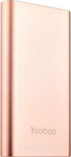 Портативное зарядное устройство Yoobao PL10 Air (Rose Gold)