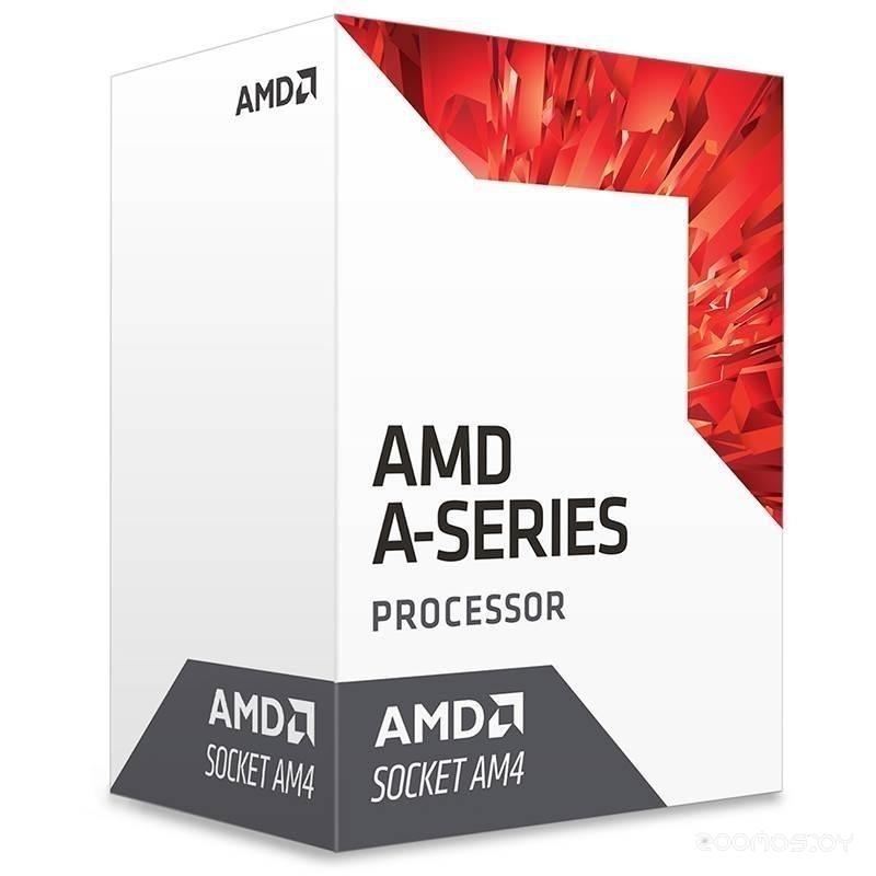 Процессор AMD AMD A8-9600