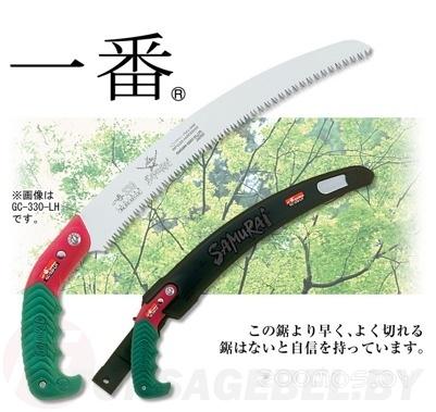 Ножовка по дереву Samurai GC-330-LH