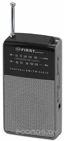 Радиоприемник First FA-2314-1 GR