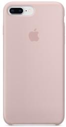 Apple Silicone Case для iPhone 8 Plus / 7 Plus Pink Sand