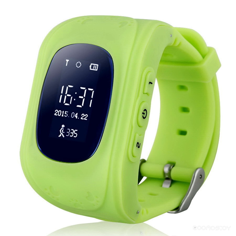 Умные часы Smart Baby Watch Q50 (Green)