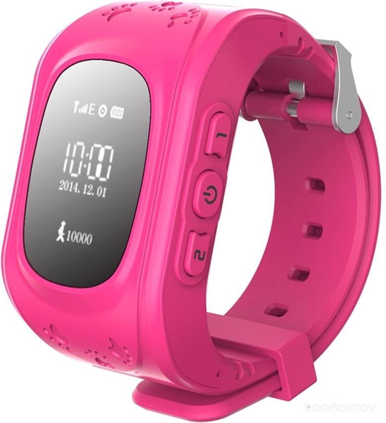 Умные часы Wise Q50 (Pink)