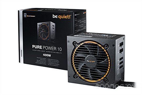 Блок питания be quiet! Pure Power 10 400W CM