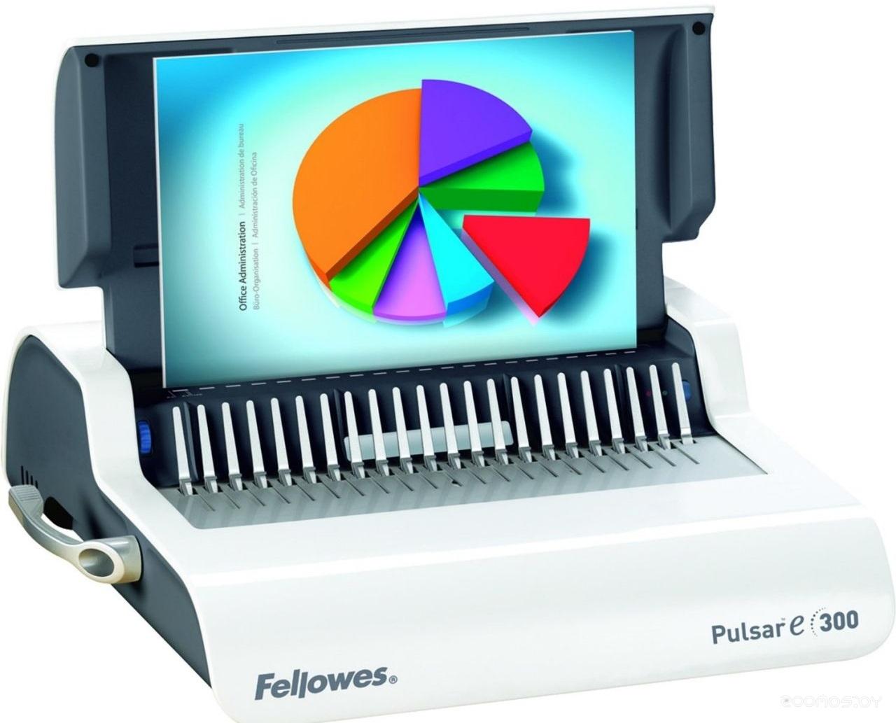 Брошюровщик Fellowes Pulsar E