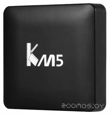 Стационарный медиаплеер Invin KM5