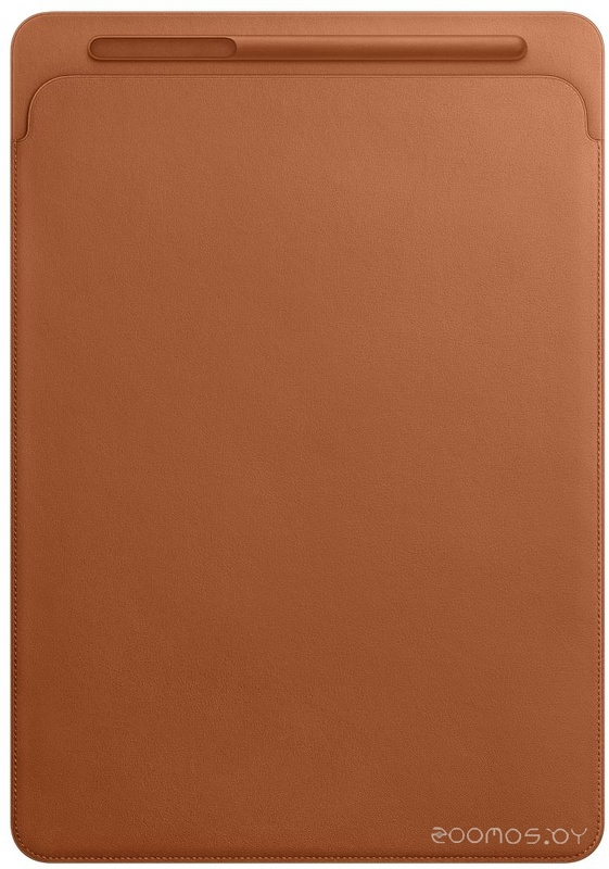 Apple Leather Sleeve for 12.9 iPad Pro Saddle Brown [MQ0Q2]