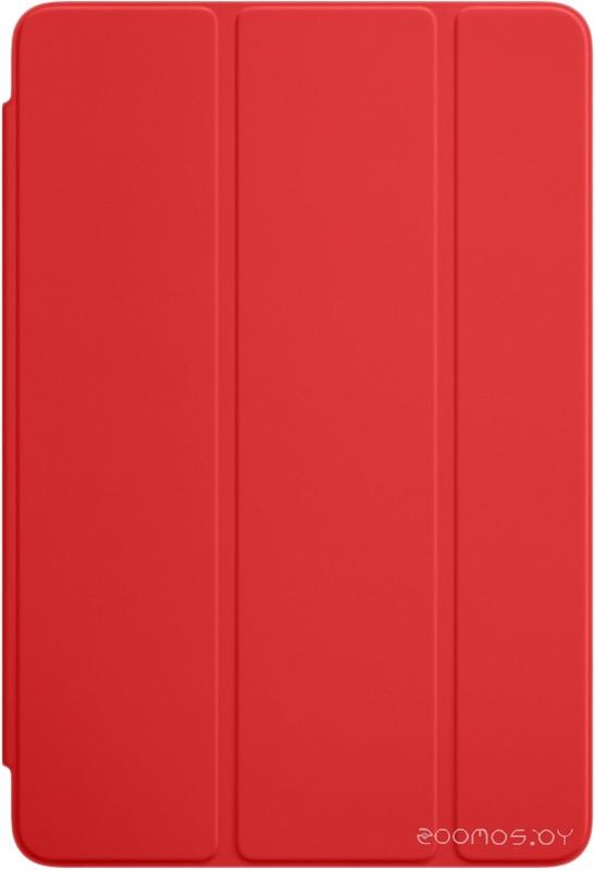 Чехол для планшета Apple iPad Smart Cover (Red)
