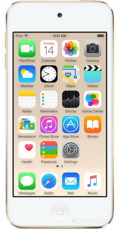 MP3-плеер Apple iPod touch 6 128Gb (Gold)