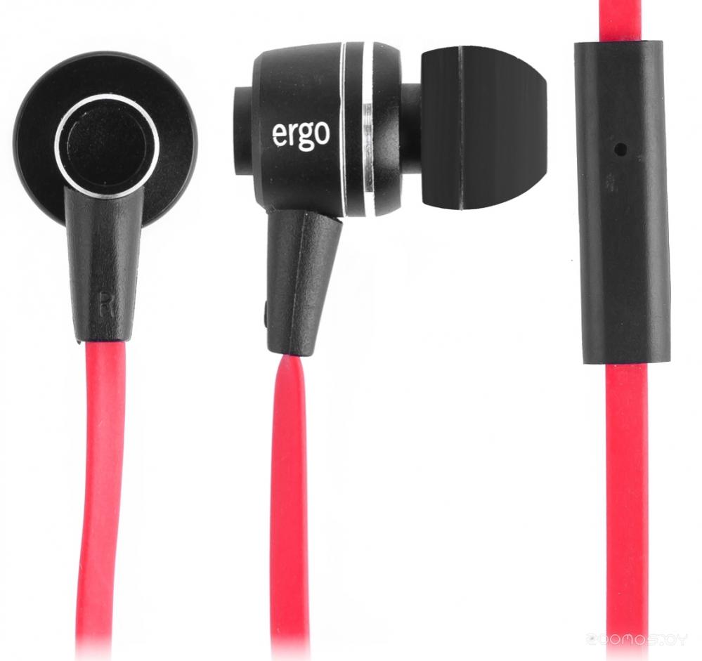 Наушники Ergo ES-200i (Black)