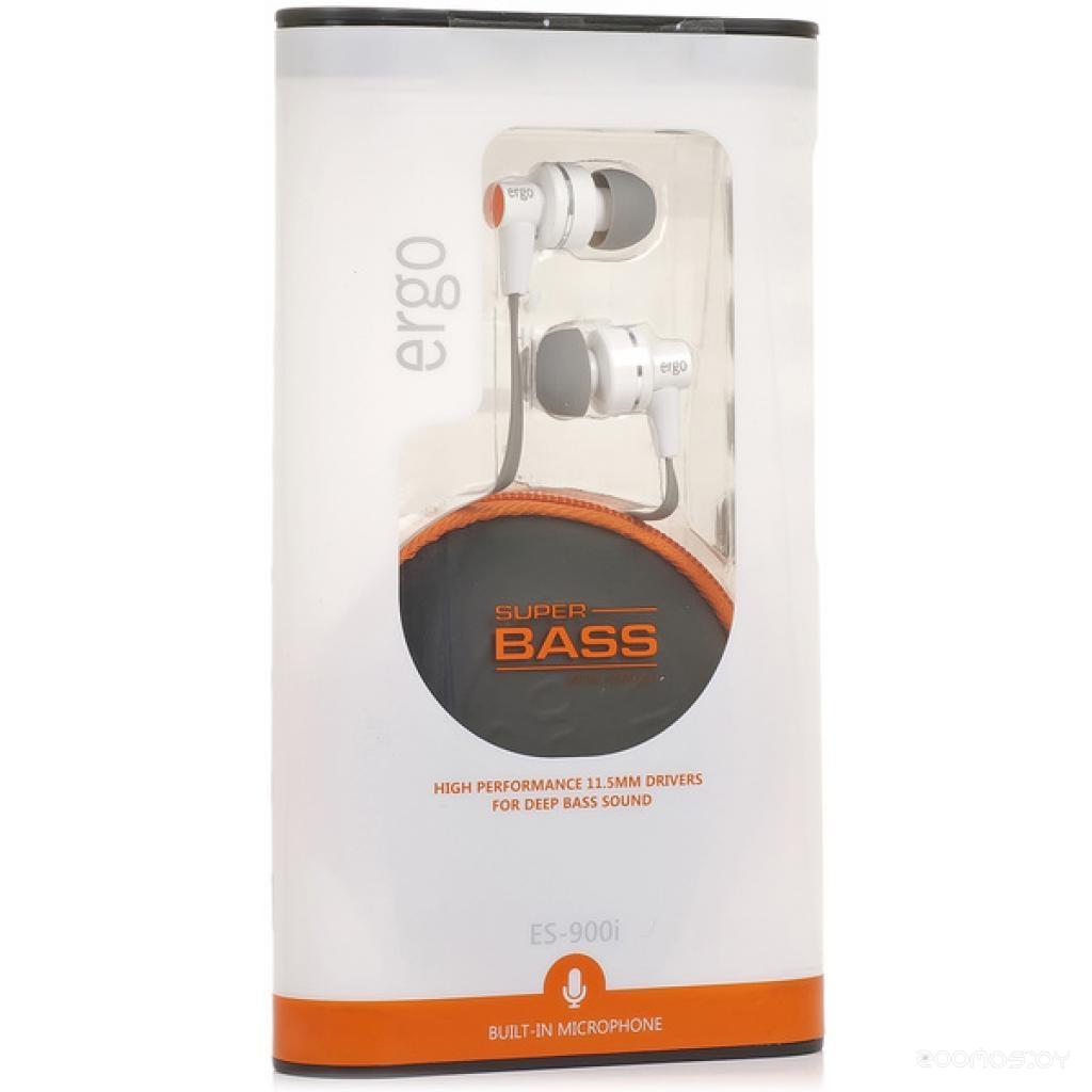 Наушники Ergo ES-900 (White)