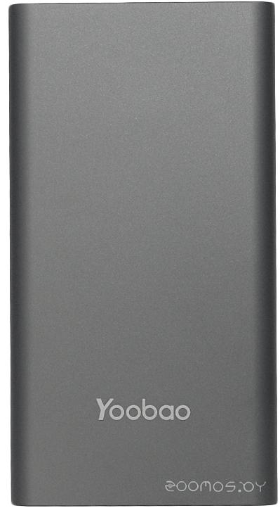 Портативное зарядное устройство Yoobao A2 20000 mAh (Grey)