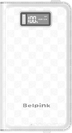 Портативное зарядное устройство Belpink BP919 (White)