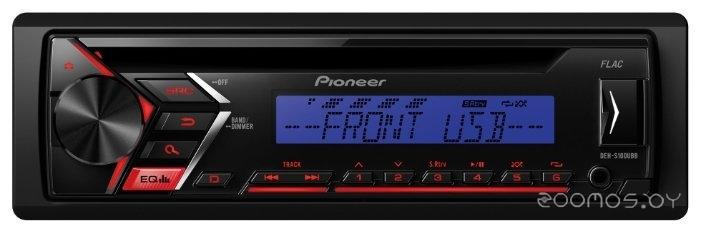Автомагнитола Pioneer DEH-S100UBB