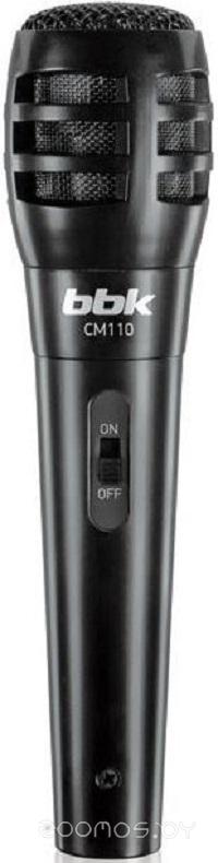 Стерео микрофон BBK CM110 (Black)