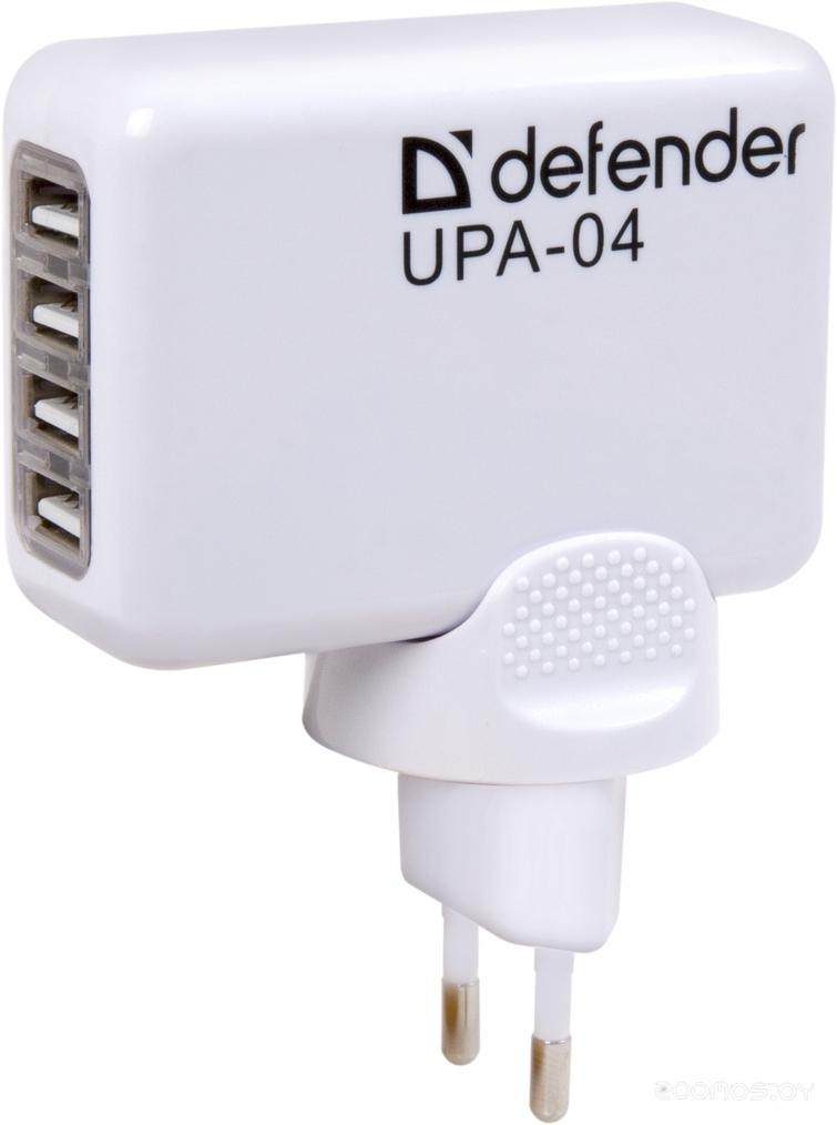 Сетевое зарядное устройство Defender UPA-04
