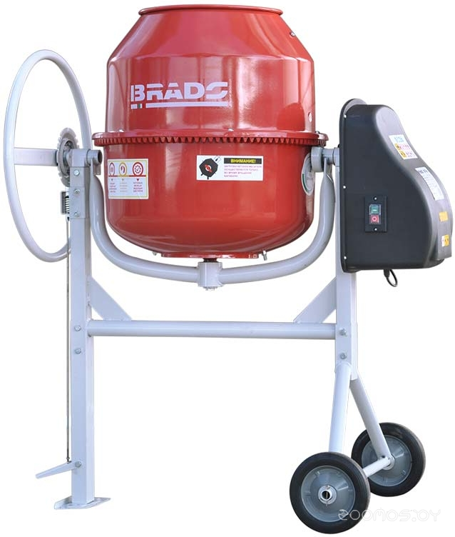 Бетономешалка Brado BR-150
