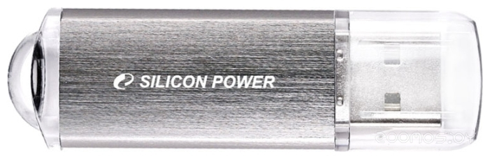 USB Flash Silicon Power Ultima II I-Series 16Gb (Silver)