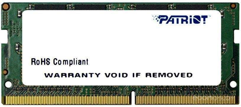 Модуль памяти Patriot Memory PSD48G213381S