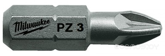 Набор бит Milwaukee PZ3 25