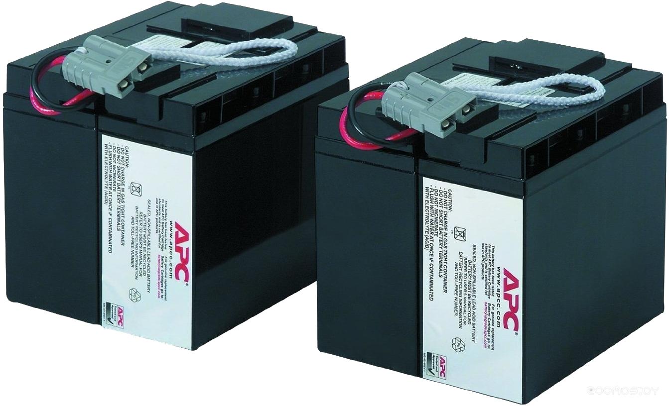 Аккумулятор для ИБП APC RBC55
