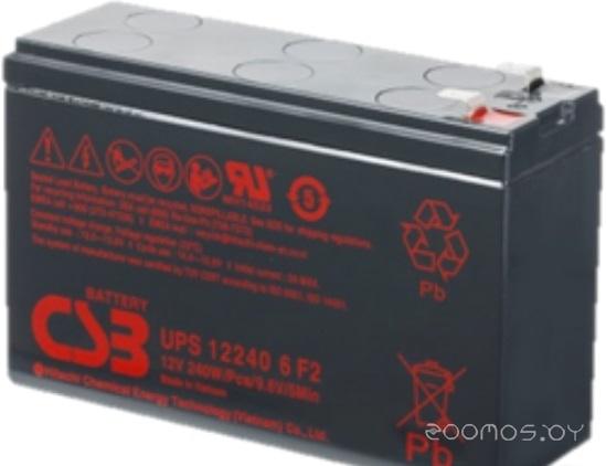 Аккумулятор для ИБП CSB UPS122406 F2 (12В/5 А·ч)