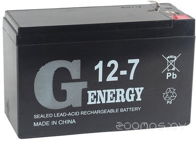G-Energy 12-7 F1 (12В/7 А·ч)