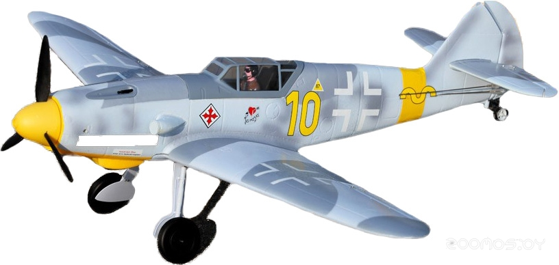 Самолет FMS Focke-Wulf BF109 F V2 800MM RTF