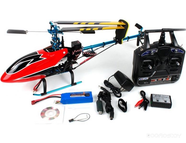 Вертолет Hausler 450M V2 RTF